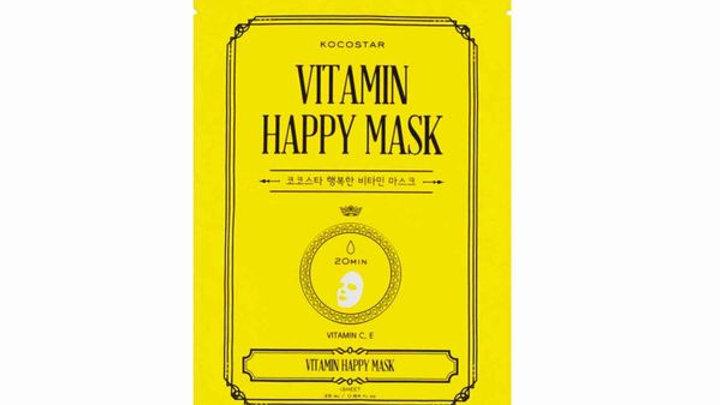 Vitamin Happy Mask