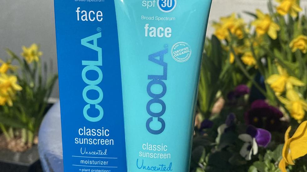 Coola Face spf 30