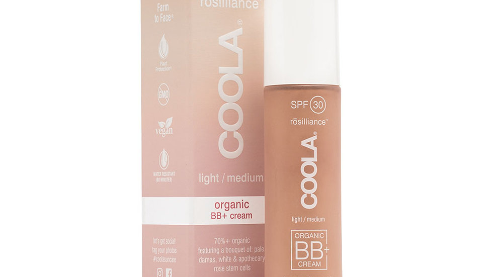 Coola BB Cream SPF30 Light/Medium