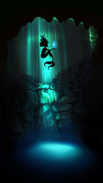 Abyssal Journey Concept Art