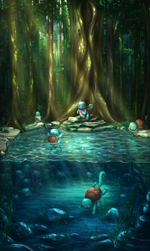 Squirtle Pond