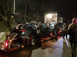 The Fall Low Loader Night