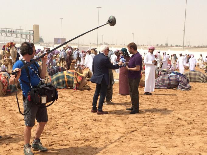 HBO Children Camel Jockeys