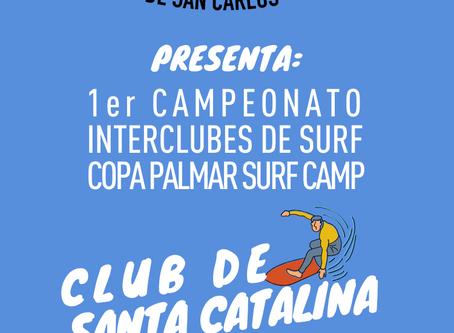 Club de Santa Catalina • Kyra, Belen, Olí y Sam.