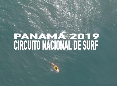 Quinta válida del Circuito Nacional de Surf 2019 - Panamá