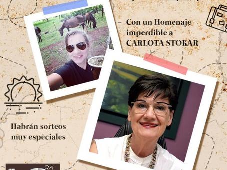 """Celebración del día mundial del periodista turístico por """"Cachapé Viajero"""""""