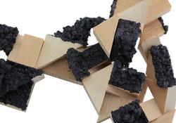 Black Sponge Prism Bow