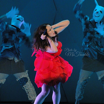 Ivana Concert 2014 - Tap Shoes