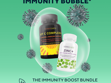 Managing the Immunity Bubble with Herbs of the Earth