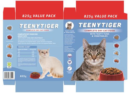 CAT FOOD BOX