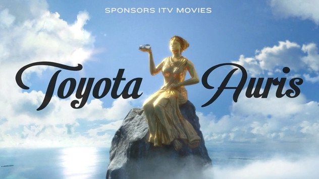 ITV Movies 'Toyota Idents'