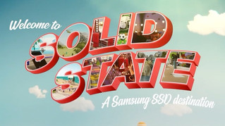 Samsung 'Welcome to Solid State'