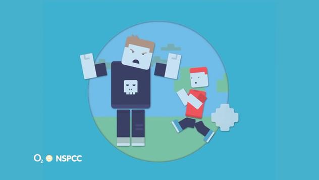 O2 NSPCC 'Minecraft'