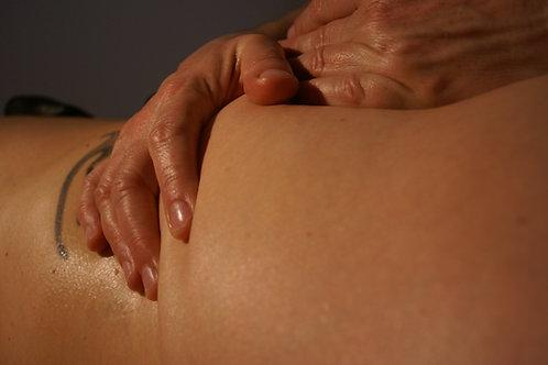 Massage - 1 heure - Comptez 1h30 (Accueil et repos compris)