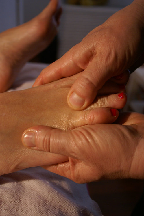 Massage 1h30- Comptez 2h (Accueil et repos compris)
