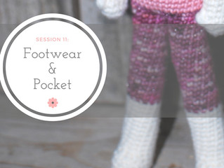 Session 11: Footwear and Hoodie Pocket
