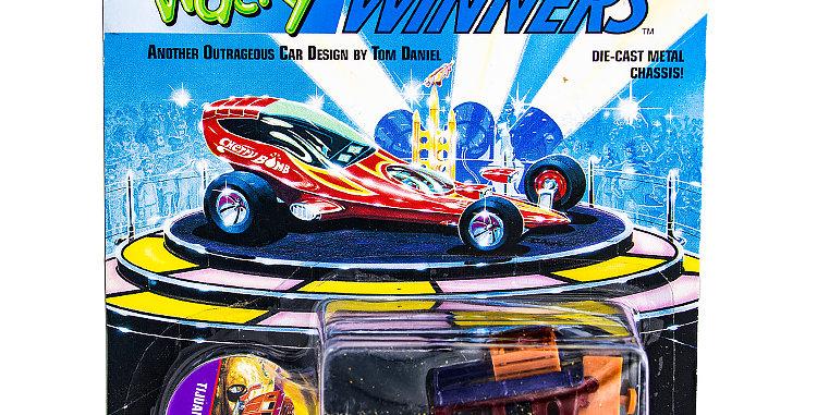 Johnny Lightning Car Wacky Winners Tijuana Taxi 1 out of 17500
