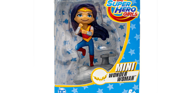 Batman DC Comics Mini Wonder Woman