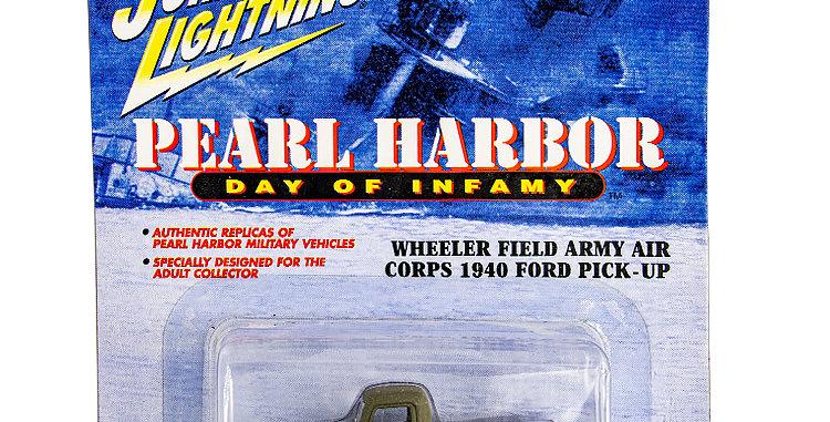 Johnny Lightning Car Pearl Harbor Ford Pickup Truck