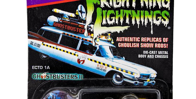 Johnny Lightning Frightning Lightning Mysterion
