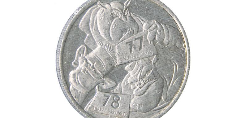 Space Jam Movie coin