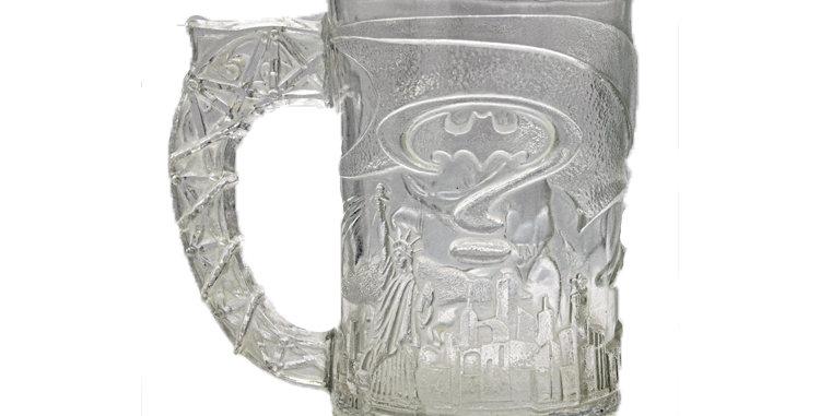 Batman Riddler Cup McDonalds Premium from 1992
