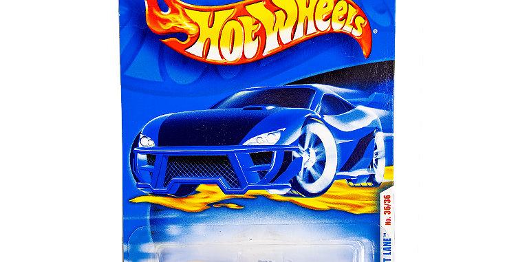 Hot Wheels Blast Lane marked 2000
