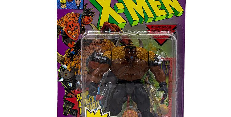 Marvel XMen Figures Tusk