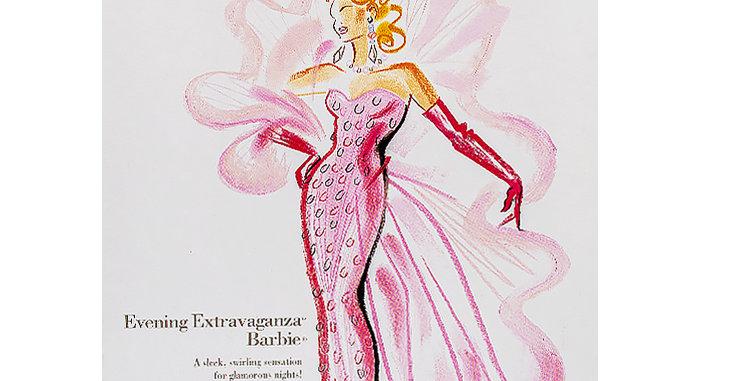 Barbie Evening Extravaganza