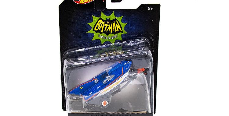 Batman Hot Wheels Classic Bat Boat Large Size