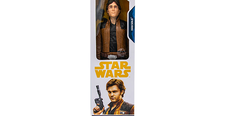 12 Inch Han Solo