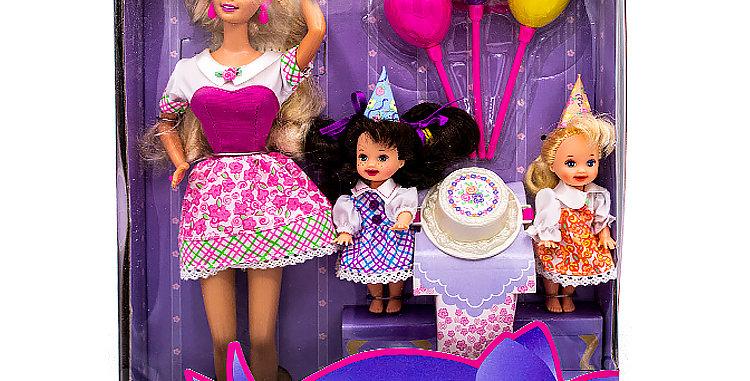 Barbie Shelly Birthday