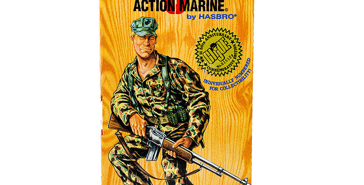 GI Joe 12 Inch Action Marine