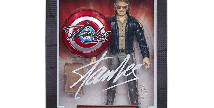 Marvel Legends Series 6 Inch Stan Lee Figure