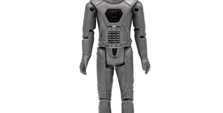 Dr Who Cyberman Action Figure