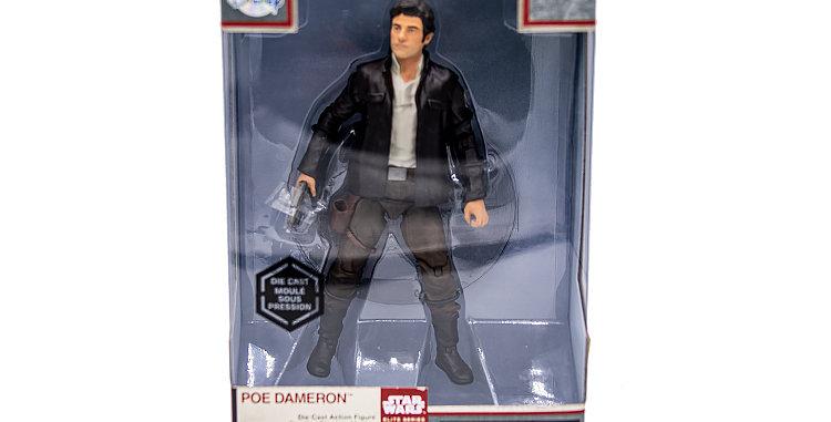 Elite Series Die Cast Poe Dameron Pilot