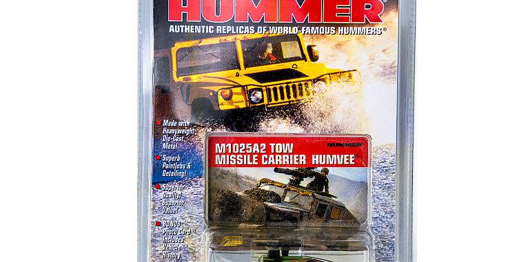 Johnny Lightning Hummer Army Humvee
