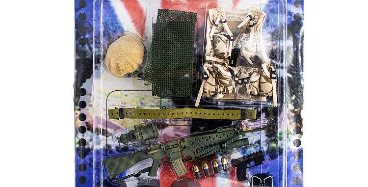 Dragon 12 Inch SAS Patrol Set 1