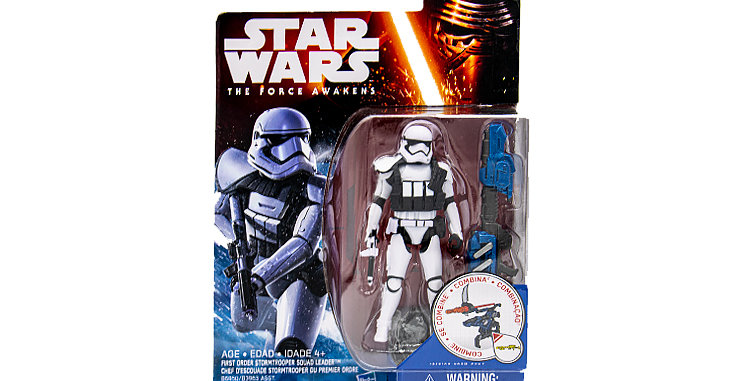 3.75 inch Stormtrooper The Force Awakens