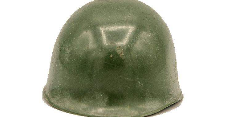 GI Joe Vintage Helmet White