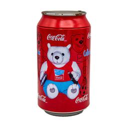 Coca Cola Bears in a Coke Can Dicus Bear