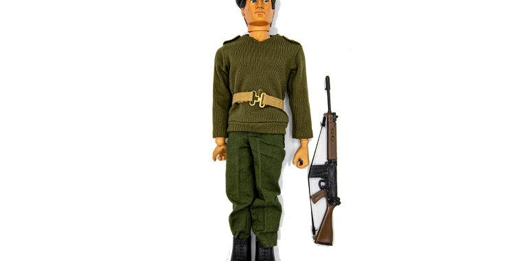 GI Joe Vintage Action Man Soldier