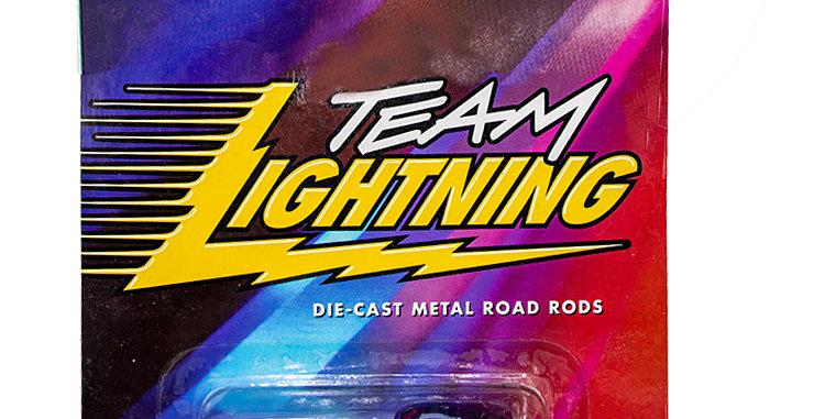 Johnny Lightning Car Team Lightning Dracula