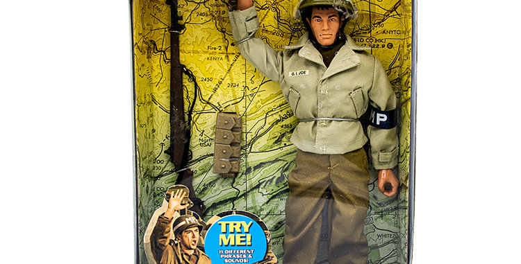 GI Joe 12 Inch  WWII MP