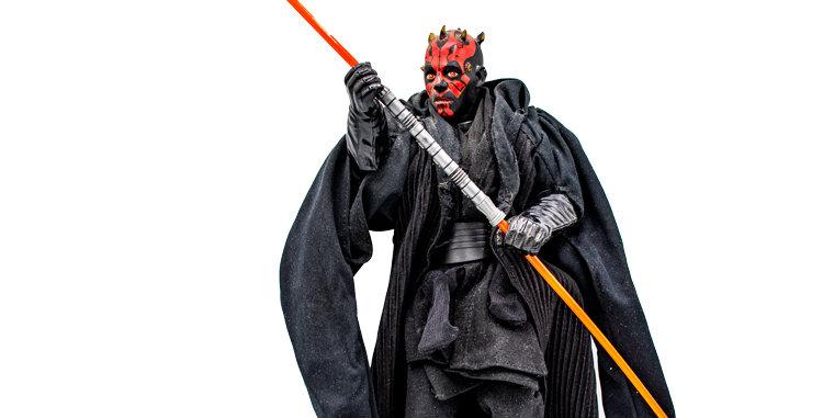 Star Wars 12 Inch Episode 1 Darth Maul Loose