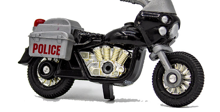 Matchbox Motorcycle Loose