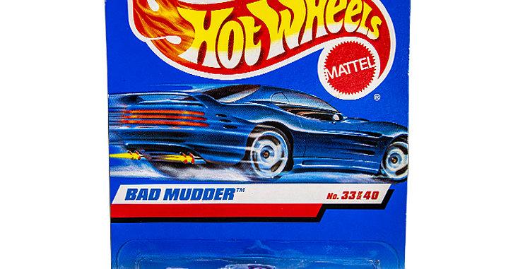 Hot Wheels  Bad Mudder