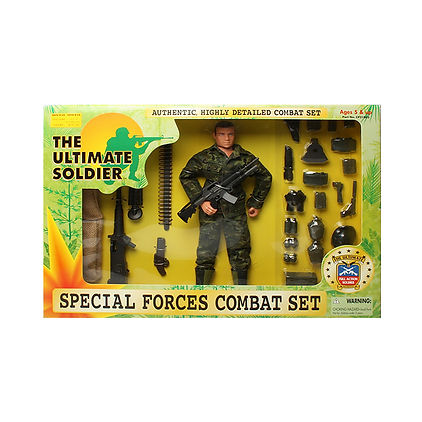 Ultimate Soldier 12 Inch Special Forces
