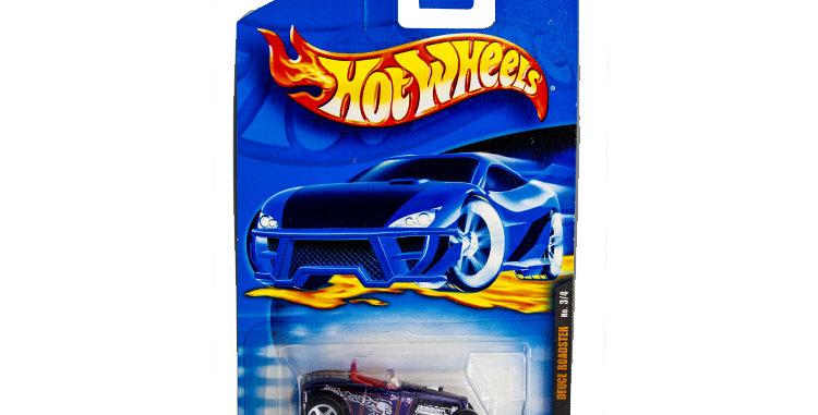 Hot Wheels Deuce Roadster  Maked 2001