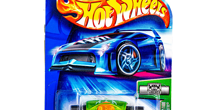 Hot Wheels  2004 First Editions Fatbak Silhouette